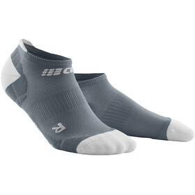 cep Ultralight Calcetines No Show Mujer, gris
